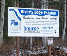 Bourne Contracting, Inc.   Construction in Fairbanks, AK